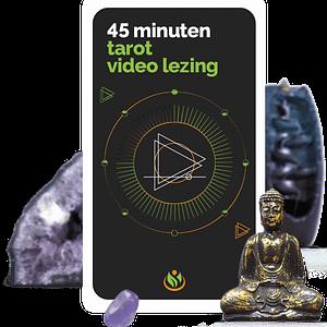 45 minuten Tarot Video Lezing Kaartlegging door Kathye