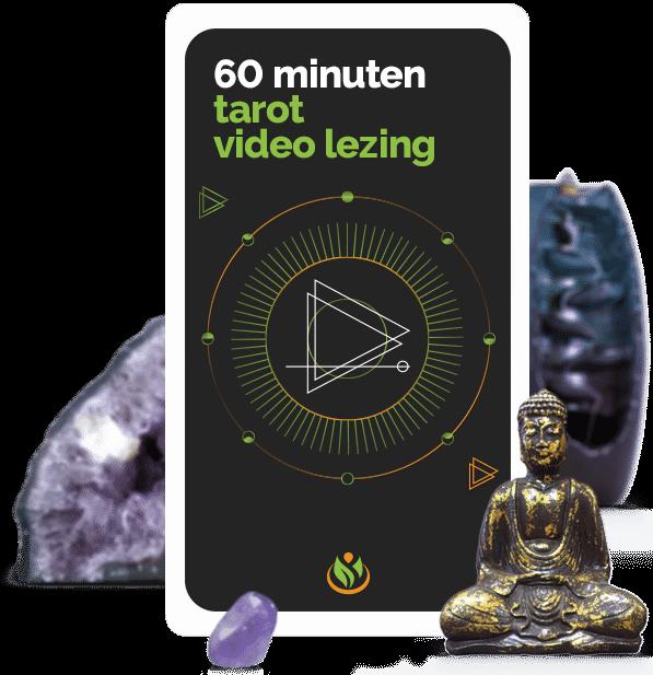 60 minuten Tarot Video Lezing Kaartlegging door Kathye